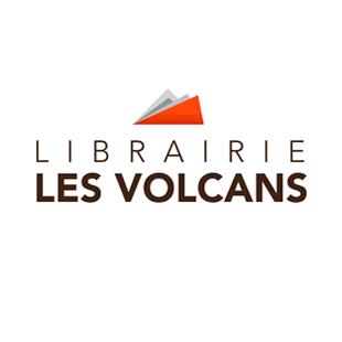 Librairie Les Volcans logo