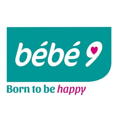 Bébé9 logo