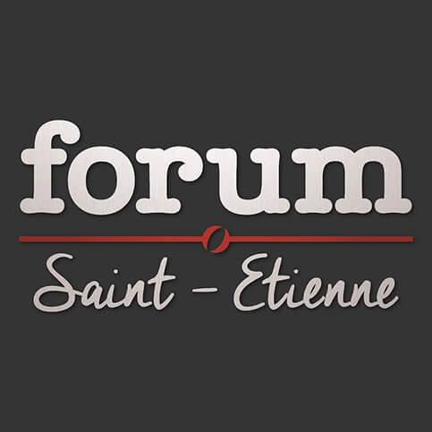 Forum St Etienne logo