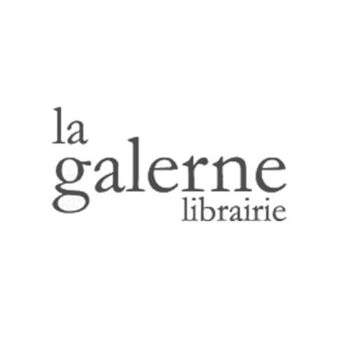 Librairie La Galerne logo