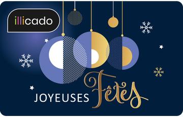Carte cadeau Noël Salariés