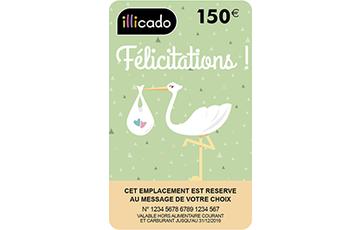 Carte cadeau kaleidoscope