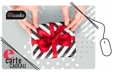 E-carte cadeau gateau anniversaire avec bougies