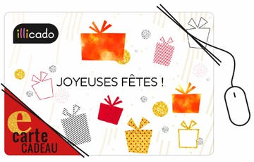 E-carte CADEAU Noël Enfants